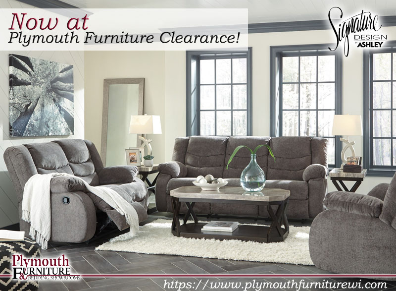 Brand Spotlight Ashley Furniture Tulen Collection Plymouth